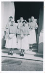 Nurses at the Mater Hospital, Rockhampton, 1956