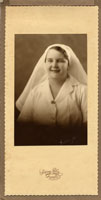 Sister Flora Gladys Evelyn Easton Rockhampton Hospital 1936