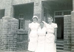 Nursing staff at the Rockhampton Hospital 1959