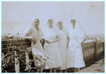 Nursing Sisters at the Rockhampton Hospital ca. 1940