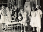 Rockhampton Hospital Children's Ward Christmas 1940