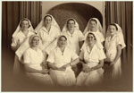 Graduating nurses, Rockhampton Hospital ca. 1938
